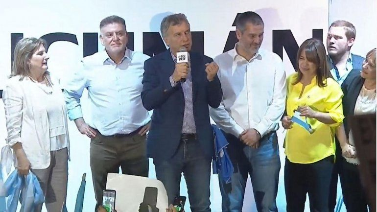 En Tucumán, Macri prometió extender la ley de bioetanol hasta 2023