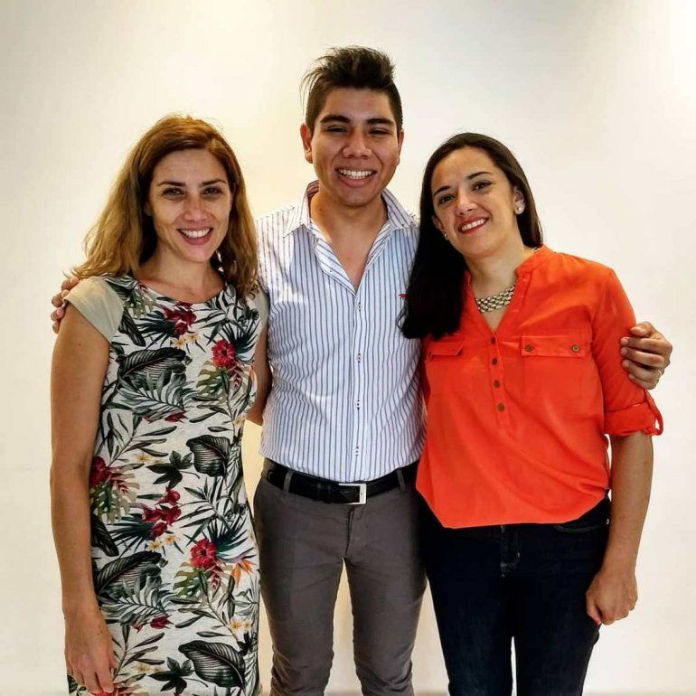 Un jujeño fue seleccionado para la Academia de Innovación Democrática con jóvenes de Latinoamérica