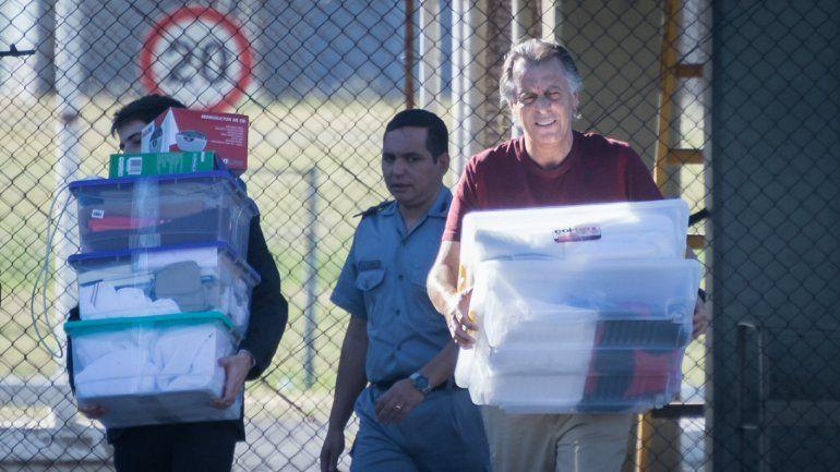 Ordenaron la liberación de Cristóbal López y Fabián De Sousa