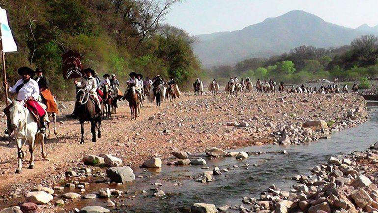 El fin de semana se realizará la XIV Marcha a caballo por el Camino Real