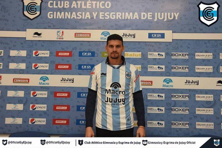 Por la lesión de Morel, Gimnasia de Jujuy podrá buscar un refuerzo