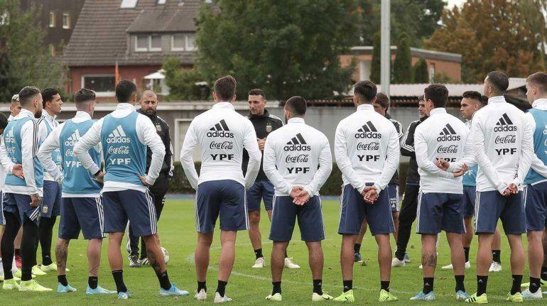 Selección argentina: Lionel Scaloni tiene el equipo confirmado para jugar con Alemania