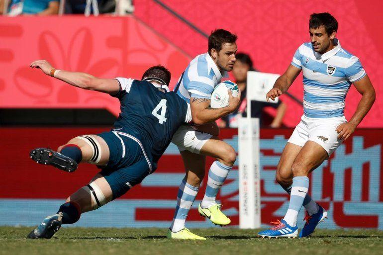 Ganó Argentina en Rugby