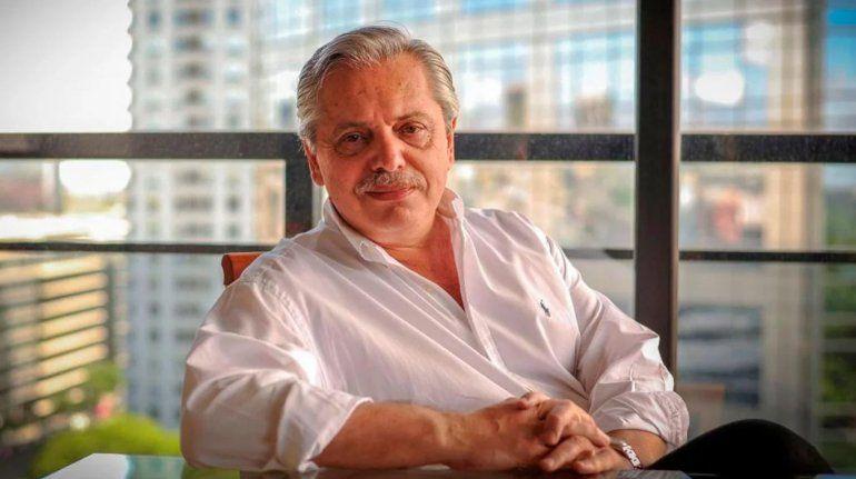Alberto Fernández dijo que si gana la presidencia Argentina abandonará el Grupo de Lima