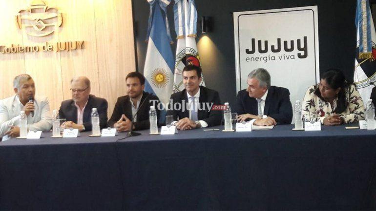 Presentaron la Copa del Norte, que enfrentará a los campeones de Salta y Jujuy