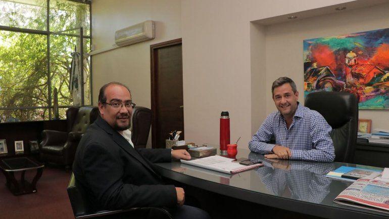 Diálogo abierto para comenzar la transición en el municipio de Palpalá