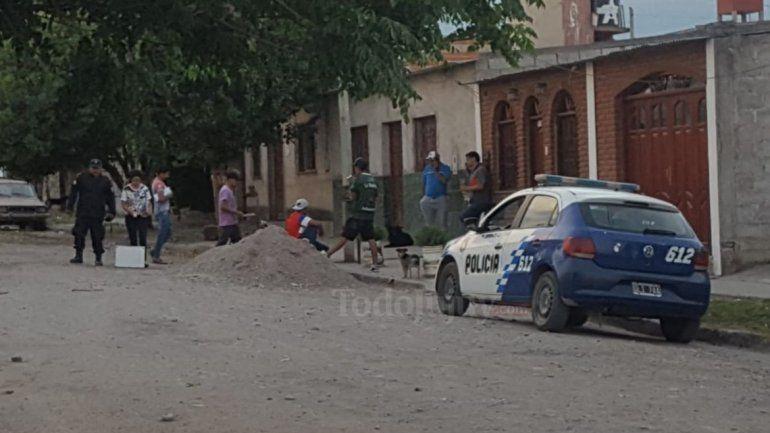 Una mujer apuñaló a su pareja en el barrio Tupac Amaru