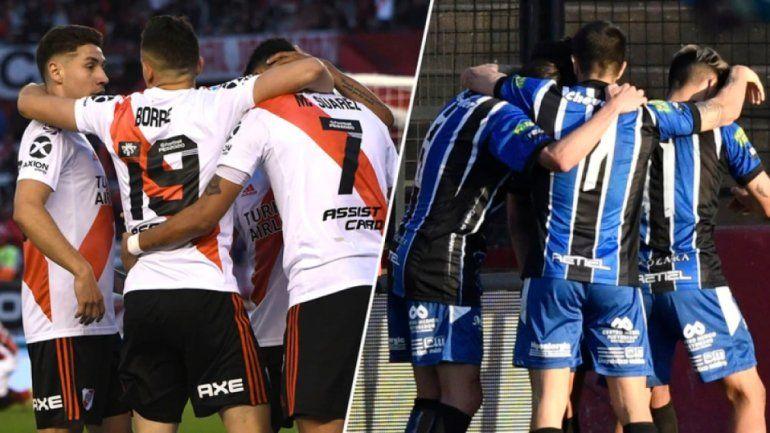 Con la vuelta de Juanfer Quintero, River enfrenta a Almagro por la Copa Argentina
