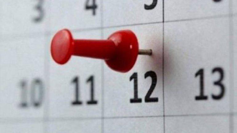 Fin de semana largo: el lunes que viene, ¿es feriado?
