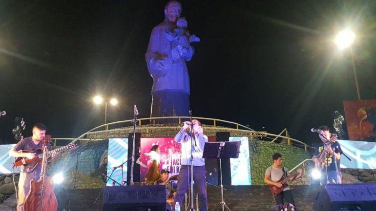 Palpalá vibró con el Festival del Acero y el Folklore