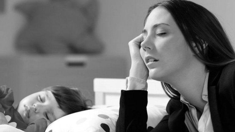 ¿Por qué las mamás viven cansadas?