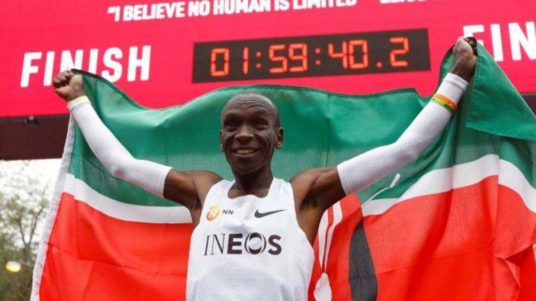Nuevo record en una maratón sorprende al mundo