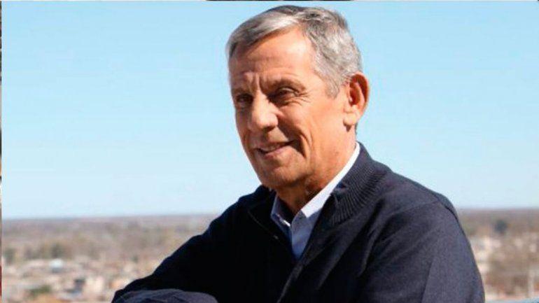 Murió Horacio Pechi Quiroga, intendente de Neuquen