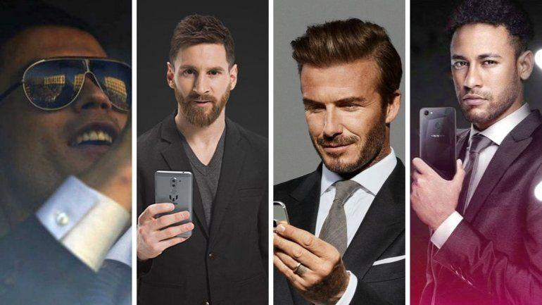 Messi, entre los famosos que más plata ganan en Instagram