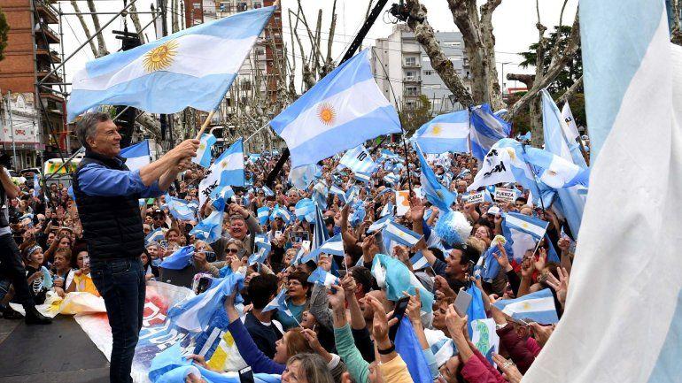 Mauricio Macri llega hoy a Jujuy para encabezar la marcha del #SiSePuede
