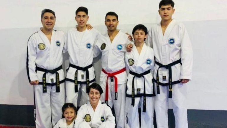 Taekwondo: Siete jujeños viajan a Uruguay en busca de otro gran desafío