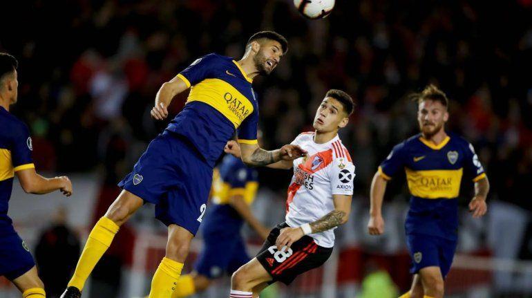 Boca y River definen el primer finalista de la Copa Libertadores