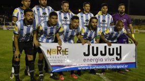 Gimnasia de Jujuy empató 0 a 0 con Santamarina de Tandil