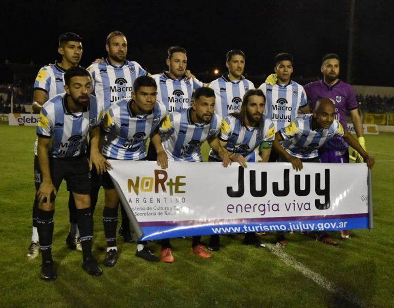 Primera Nacional: Gimnasia de Jujuy empató 0 a 0 con Santamarina de Tandil