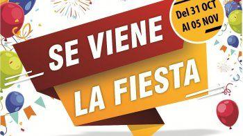 ¡Supermercados Comodin festeja fin de año por adelantado!