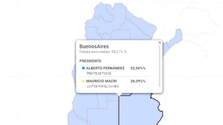 Así quedó el mapa político del país tras las elecciones