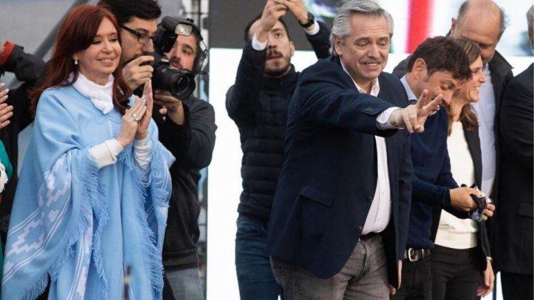 Así sería el equipo de Alberto Fernández: Massa como presidente de Diputados y Randazzo jefe de Gabinete