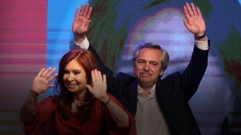 Alberto Fernández es el nuevo presidente de la Nación