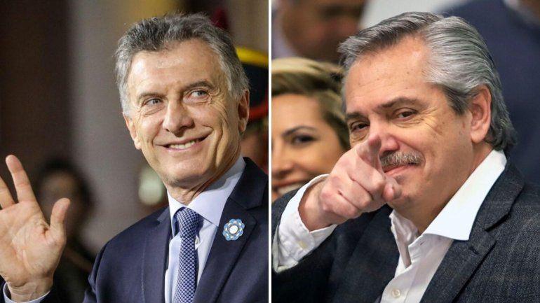 Comienza la transición: Mauricio Macri recibe a Alberto Fernández en la Casa Rosada