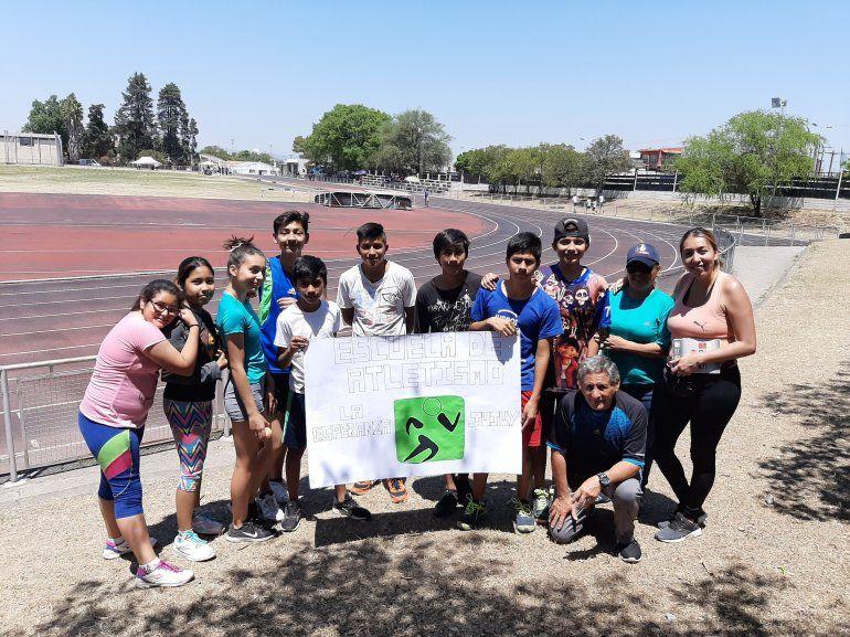 Atletismo: Herrera y Strizic se consagraron campeones Nacionales