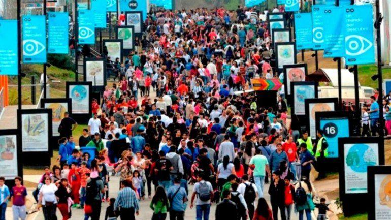 Partieron 34 equipos jujeños para participar de la Feria de Ciencia que habrá en Tecnópolis