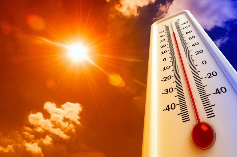 ¡Un horno! San Salvador de Jujuy tuvo la temperatura más alta de los últimos 30 años