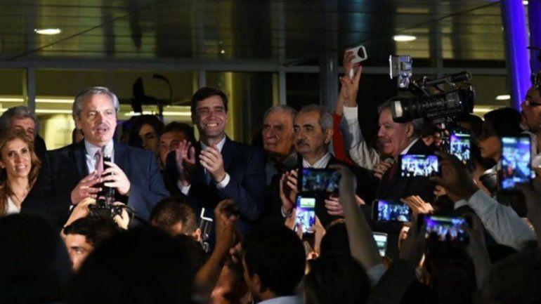 Se terminó en el ajuste para los pobres dijo Fernández en Santiago del Estero