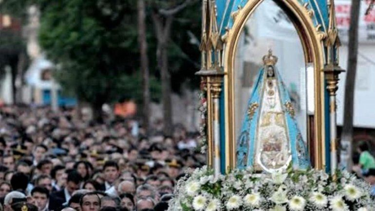 La Virgen del Valle se despedirá de los jujeños con una misa en la Catedral