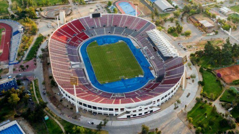 Pese a los conflictos, la final de la Libertadores sí se jugará en Santiago de Chile