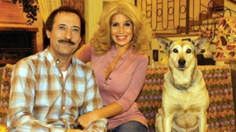 Se conoció la trágica historia de Fatiga, la perra de Casados con hijos