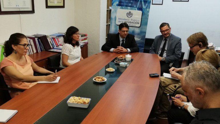 UNICEF llegó a Jujuy para dialogar sobre las medidas en relación a casos de abusos sexual