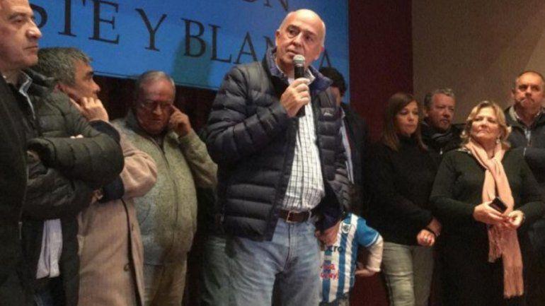 Ulloa renunció y no será candidato a presidente de Gimnasia