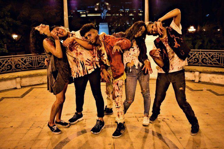 Homenajearon a Michael Jackson bailando Thriller por las calles de Jujuy
