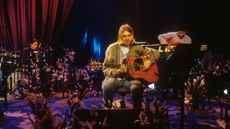 A 25 años, vuelve Nirvana en formato vinilo con su Unplugged para MTV
