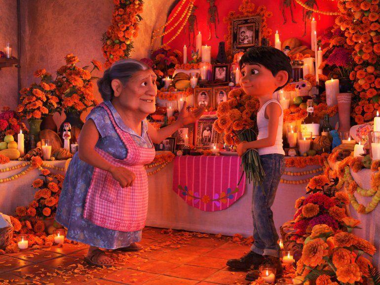 El Día de los Muertos llegó al mundo de la mano de Coco