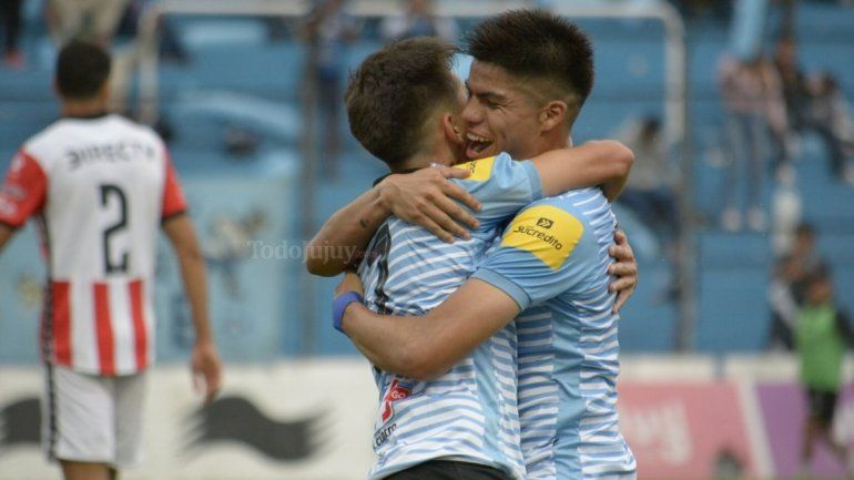 Gimnasia de Jujuy 3 - Instituto de Córdoba 0: El Lobo volvió a sumar de a 3 en la Primera Nacional