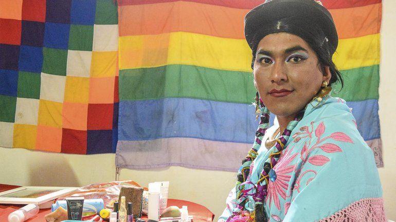 Bartolina Xixa, la drag queen indígena de Jujuy que lucha contra la discriminación