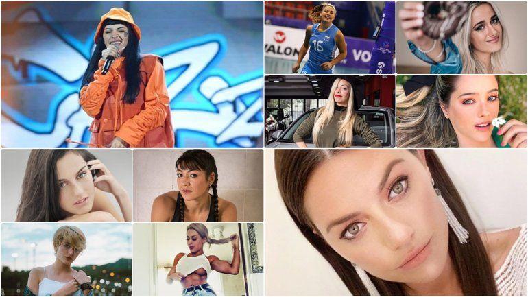 Quiénes son las jujeñas con más seguidores en Instagram