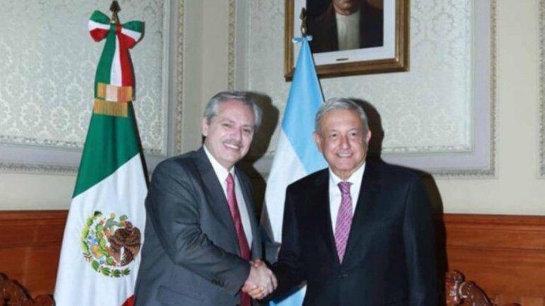 Alberto Fernández se reunió con López Obrador: hablaron sobre la integración regional y el futuro de las inversiones