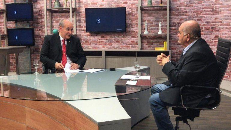 Rubén Rivarola: Voy a apoyar todos los proyectos que sean buenos para la provincia, no voy a poner trabas