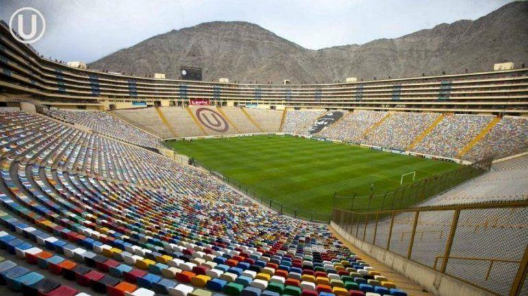 Cómo es el Monumental de Lima, la nueva sede de la Copa Libertadores