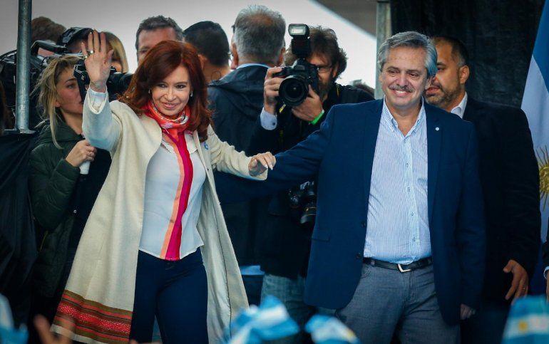 Alberto Fernández: Cristina no fue presa porque el pueblo la eligió y le dio fueros