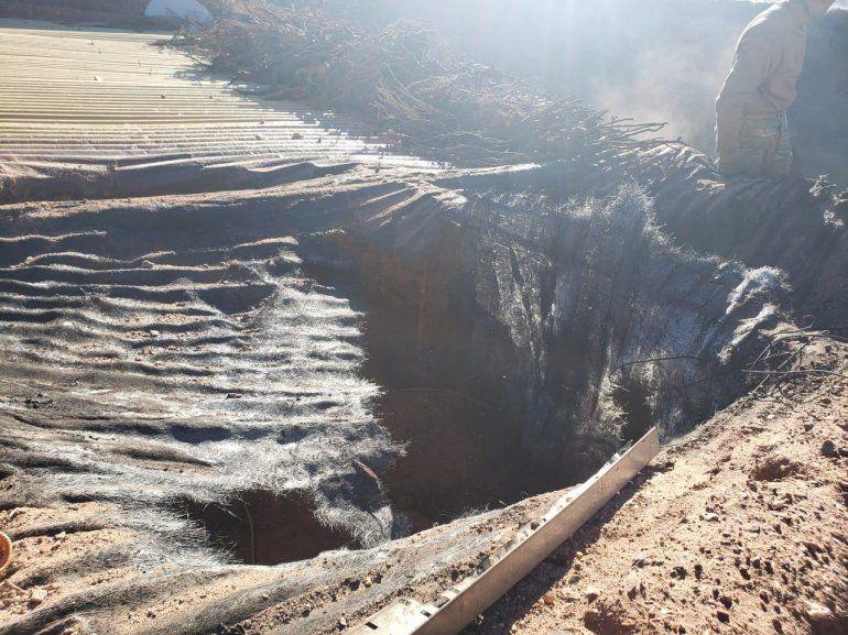 Se quemó el invernadero de la escuelita de Puesto Sey y necesitan ayuda para reconstruirlo