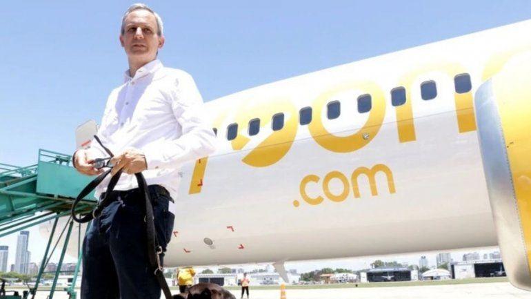 Flybondi pidió la renuncia de su CEO tras considerar un cáncer al peronismo