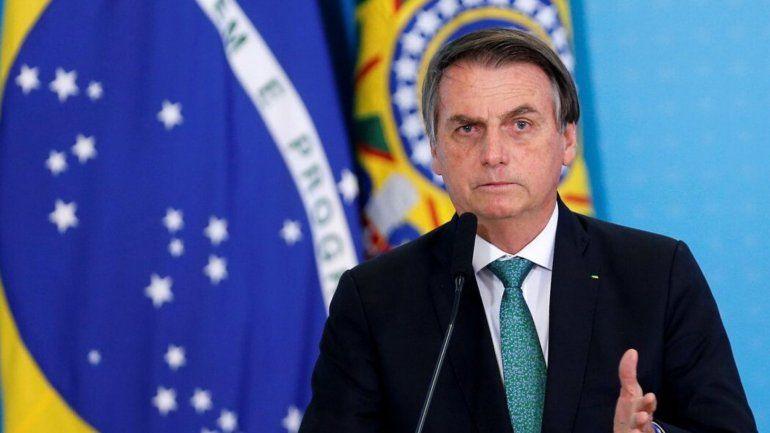 Bolsonaro pide que fijen una nueva fecha de reunión con Alberto Fernández